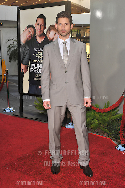 "Eric Bana at the world premiere of his new movie ""Funny People"" at the Arclight Theatre, Hollywood..July 20, 2009  Los Angeles, CA.Picture: Paul Smith / Featureflash"
