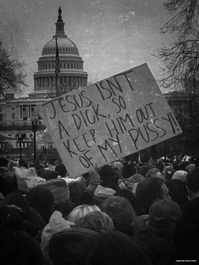2017 Women's March on D.C.