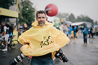 current cycling photographer Leon van Bon won the TdF stage into Pau back in 1998<br /> <br /> 104th Tour de France 2017<br /> Stage 12 - Pau &rsaquo; Peyragudes (214km)