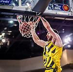 Owen KLASSEN (#5 MHP Riesen Ludwigsburg) \ beim Spiel in der Basketball Bundesliga, MHP Riesen Ludwigsburg - Telekom Baskets Bonn.<br /> <br /> Foto &copy; PIX-Sportfotos *** Foto ist honorarpflichtig! *** Auf Anfrage in hoeherer Qualitaet/Aufloesung. Belegexemplar erbeten. Veroeffentlichung ausschliesslich fuer journalistisch-publizistische Zwecke. For editorial use only.