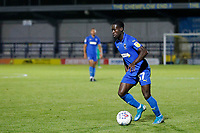 Paul Osew of AFC Wimbledon on the ball during the The Leasing.com Trophy match between AFC Wimbledon and Leyton Orient at the Cherry Red Records Stadium, Kingston, England on 8 October 2019. Photo by Carlton Myrie / PRiME Media Images.