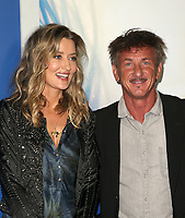 LOS ANGELES, CA - SEPTEMBER 12: Natascha McElhone, Sean Penn, at the premiere of Hulu's original drama series, The First at the California Science Center in Los Angeles, California on September 12, 2018. <br /> CAP/MPI/FS<br /> &copy;FS/MPI/Capital Pictures