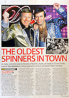 Total TV Guide<br /> Tony Blackburn &amp; David Hamilton by PL<br /> 41118<br /> tearsheet