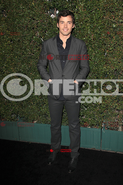 Ian Harding at the ABC Family West Coast Upfronts party at The Sayers Club on May 1, 2012 in Hollywood, California. © mpi26/MediaPunch Inc.