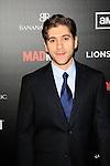 LOS ANGELES, CA - MAR 14: Michael Zegen at AMC's special screening of 'Mad Men' season 5 held at ArcLight Cinemas Cinerama Dome on March 14, 2012 in Los Angeles, California
