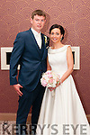 Alana O'Connor, daughter of Mairead and Ignatius, from Ballyferriter, and Declan O'Sullivan, son of Mary and Brendan, from Lispole, who were married on the 5th of June 2015 at 1.30pm in Ballyferriter Church by fr. Eoghan Kiely. Best Man was Shane O'Sullivan and groomsmen were Damien O'Sullivan and Ronan Flaherty. Bridemaids were Nuala O'Connor, Siobhna O'Connor and Elaine Higgins Brosnan. The reception was held at the Skellig Hotel in Dingle.