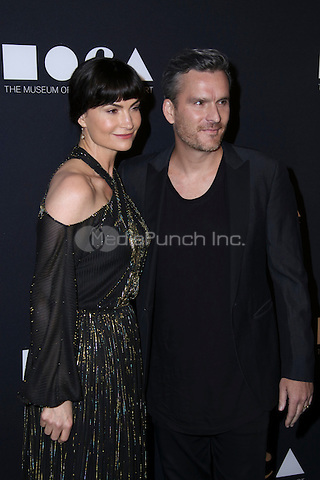 LOS ANGELES, CA - MAY 14: Balthazar Getty, Rosetta Millington arrives at the MOCA Gala 2016 at The Geffen Contemporary at MOCA on May 14, 2016 in Los Angeles, California. Credit: Parisa/MediaPunch.