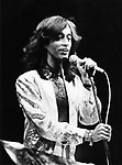Bee Gees 1979 Robin Gibb at Dodger Stadium