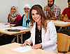 08.05.2016; Amman, Jordan: QUEEN RANIA<br />