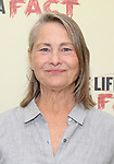 Cherry Jones attends the cast photo call for 'The Lifespan of a Fact' at the New 42nd Street Studios on September 6, 2018 in New York City.