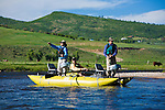 Flyfishing in the Yampa Valley