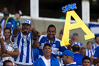 MACEIO, AL, 17.11.2018 - CSA-AVAI - Torcida do CSA durante partida contra o Avai, em jogo válido pela 37ª rodada do Campeonato Brasileiro B 2018, no Estádio Rei Pelé, em Maceió, neste sábado, 17. (Foto: Alisson Frazão/Brazil Photo Press)