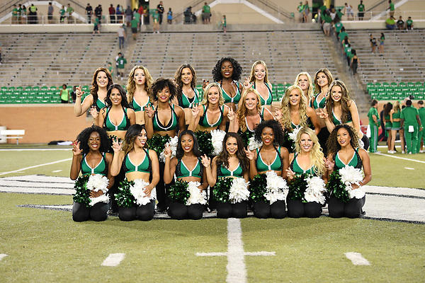 DENTON TEXAS: University of North Texas Mean Green Football v Lamar University on September 2, 2017 at Apogee Stadium in Denton TX. (Photo Rick Yeatts/Manny Flores)