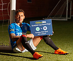 13.04.2018 Rangers training:<br /> James Tavernier promotes Sunday's Old Firm Scottish Cup semi-final