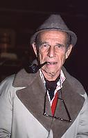 Hume Cronyn 1987 by Jonathan Green