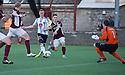 Stenhousemuir FC v Heart of Midlothian FC 26th Aug 2014