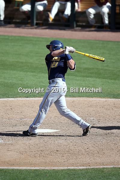 Brett Cumberland - 2016 California Golden Bears (Bill Mitchell)