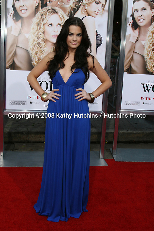 "Jillian Murray arriving at the premiere of ""The Women"" at Mann's Village Theater in Westwood,CA on.September 4, 2008.©2008 Kathy Hutchins / Hutchins Photo...."