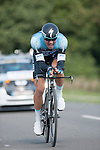 SITTARD, NETHERLANDS - AUGUST 16: Zdenek Stybar of Czech Republic riding for Omega Pharma-Quick Step competes during stage 5 of the Eneco Tour 2013, a 13km individual time trial from Sittard to Geleen, on August 16, 2013 in Sittard, Netherlands. (Photo by Dirk Markgraf/www.265-images.com)