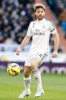 Real Madrid's Asier Illarramendi during La Liga match.January 31,2015. (ALTERPHOTOS/Acero) /NortePhoto<br />