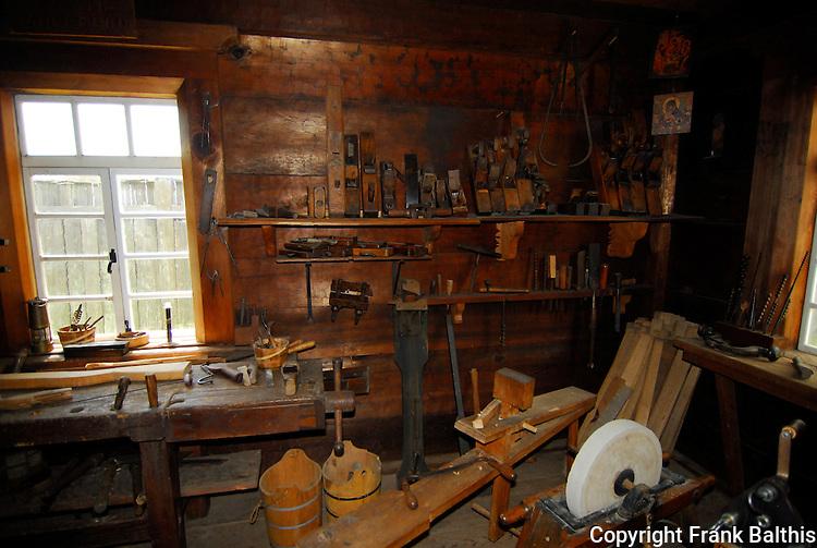 workshop in Fort Ross State Historic Park