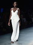 Carolina Estefan fashion show at Miami Fashion Week