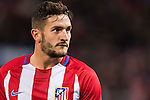 "Jorge Resurreccion Merodio ""Koke"" of Atletico de Madrid looks on during their La Liga 2016-17 match between Atletico de Madrid vs Real Betis Balompie at the Vicente Calderon Stadium on 14 January 2017 in Madrid, Spain. Photo by Diego Gonzalez Souto / Power Sport Images"