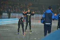 SCHAATSEN: AMSTERDAM: Olympisch Stadion, 10-03-2018, WK Allround, Coolste Baan van Nederland, Johan de Wit (coach JPN), ©foto Martin de Jong
