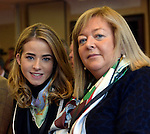 Lauren Delahunty and Marie Flannery-Delahunty from Flannery's Hotel Galway pictured at the National Tourism Forum in The Muckross Park Hotel, Killarney at the weekend. <br /> Over 200 delegates from all over Ireland attend the inaugural event which was addressed by national and international speakers.<br /> Photo: Don MacMonagle<br /> <br /> Repro free photo
