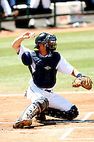 Seth Furmanek of Oral Roberts playing against Cal Poly in the Tempe Regionals at Packard Stadium, Tempe, AZ - 05/29/2009.Photo by:  Bill Mitchell/Four Seam Images