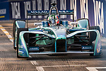 Antonio Felix da Costa of Portugal from MS & AD Andretti Formula E competes during the FIA Formula E Hong Kong E-Prix Round 2 at the Central Harbourfront Circuit on 03 December 2017 in Hong Kong, Hong Kong. Photo by Victor Fraile / Power Sport Images