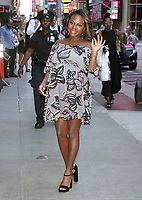 Naturi Naughton At Good Morning America
