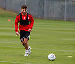 George Baldock during the training session at the Shirecliffe Training complex, Sheffield. Picture date: June 27th 2017. Pic credit should read: Simon Bellis/Sportimage