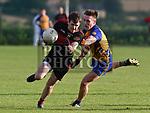 Dreadnots Sean Hand Kilkerley Adam Shields. Photo:Colin Bell/pressphotos.ie