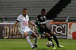 En un partidazo jugada en el estadio Palogrande de Manizales, Once Caldas cayó 2 - 3 ante Deportivo Cali, en juego válido por la penúltima fecha del Torneo Apertura 2015.