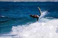 Tom Carroll (AUS) Stubbies Queensland Australia 1985. Photo:  joliphotos.com