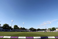 General view of play during Essex Eagles vs Yorkshire Vikings, Royal London One-Day Cup Play-Off Cricket at The Cloudfm County Ground on 14th June 2018