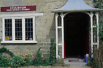 Stourton post office and stores shop, Stourhead, Wiltshire, England