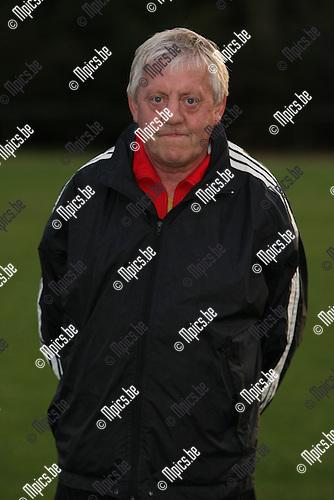 2008-09-11 / Voetbal / Sporting Tisselt / Leon Van den Broeck..Foto: Maarten Straetemans (SMB)