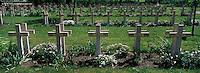 Europe/France/Nord-Pas-de-Calais/59/Nord/Zuydcoote : Le cimetière militaire