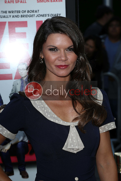 Danielle Vasinova<br /> at the &quot;I Give It A Year&quot; Los Angeles Special Screening, Arclight, Hollywood, CA 08-01-13<br /> David Edwards/Dailyceleb.com 818-249-4998