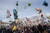 Pillowfight Budapest 2015