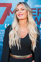 Los Angeles, CA - AUGUST 13th: <br /> Jasmine Dustin attends the 47 Meters Down: Uncaged premiere at the Regency Village Theater on August 13th 2019. Credit: Tony Forte/MediaPunch