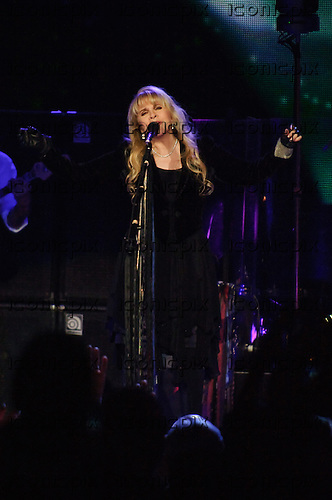 Fleetwood Mac - vocalist Stevie Nicks - performing live at The Honda Center in Anaheim, CA USA - July 3, 2013. Photo Credit:  Kevin Estrada / IconicPix