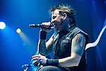 Chad Gray of Hellyeah performs at the Rock Vegas Music Festival at Mandalay Bay in Las Vegas, Nevada.