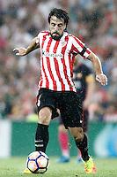 Athletic de Bilbao's Benat Etxebarria during La Liga match. August 28,2016. (ALTERPHOTOS/Acero) /NORTEPHOTO