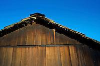 Cedar Sided Barn Annand/Rowlatt Farmstead Campbell Valley Park