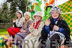 Clara, Sarah and Kayleigh Wharton and Rachel Ryan at the Killarney parade
