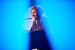Germany, Berlin, 2017/10/10<br /> <br /> Shimon-Peres-Preis der stiftung deutsch-israelisches zukunftsforum im J&uuml;dischen Museums 2017 in Berlin. Preis&uuml;bergabe durch Au&szlig;enminister Sigmar Gabriel (SPD). Prof. Tsvia Walden