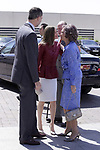 King Felipe VI of Spain, Queen Letizia of Spain, Queen Sofia and King Juan Carlos attend the 40th anniversary of Reina Sofia Alzheimer Foundation. May 21 ,2017. (ALTERPHOTOS/Pool)